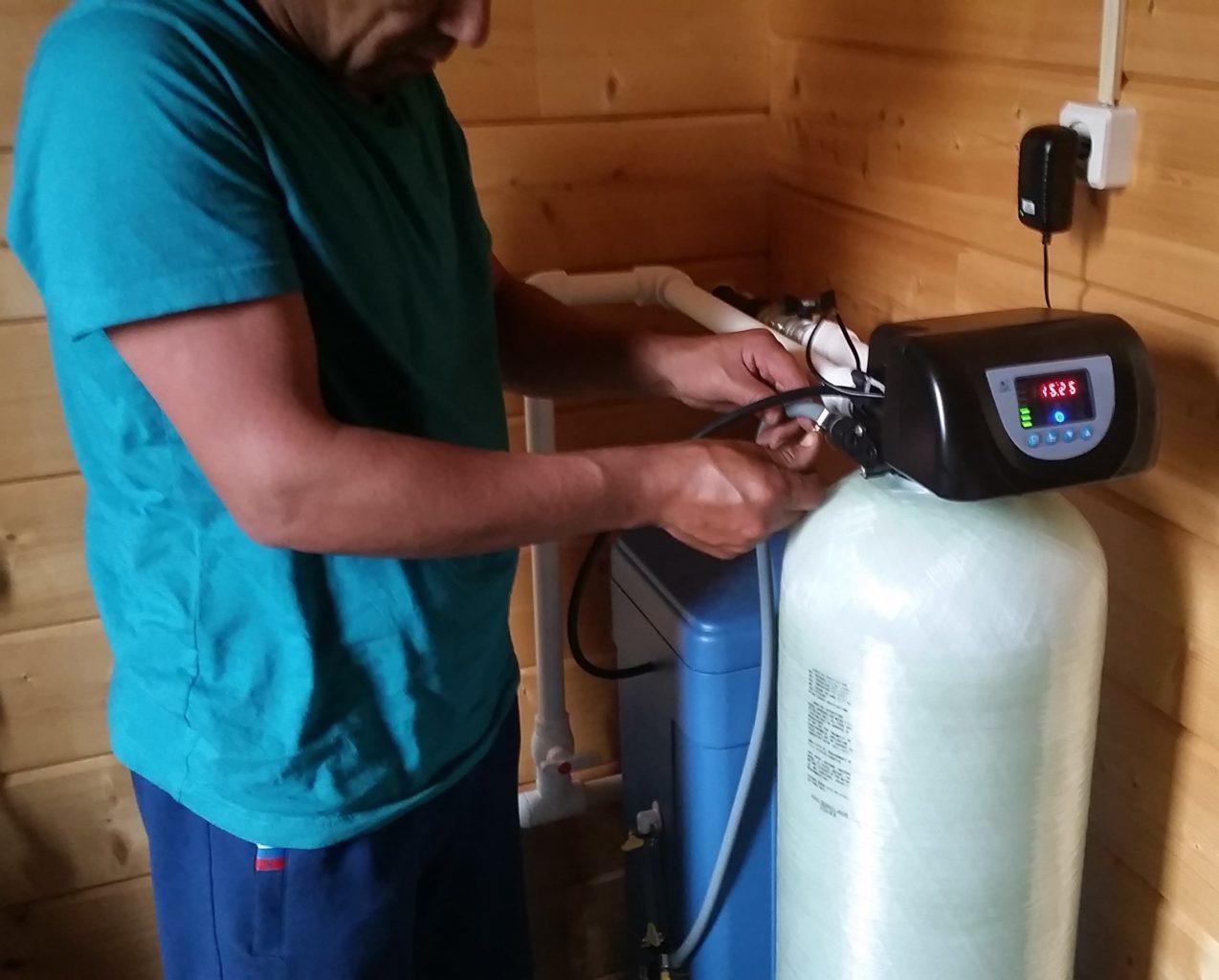 Вибираем фильтр для очистки воды на даче 74