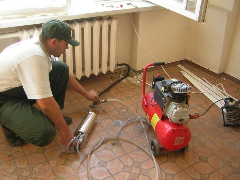 Чем промыть систему отопления частного дома своими руками